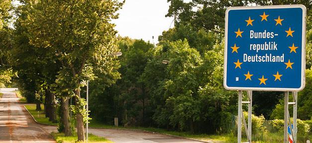 grenze, brd, bundesrepublik, deutschland