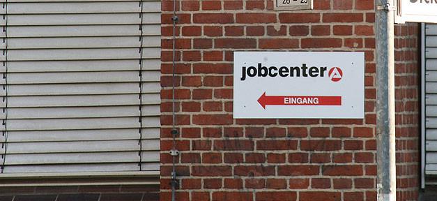 Jobcenter, Arbeit, Arbeitslosigkeit, Hartz IV, Sozialhilfe