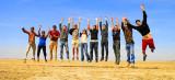 Kulturelle Offenheit und Toleranz  machen glücklich