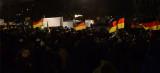 """""""Pegida"""" und AfD demonstrieren in Dresden"""