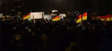 Pegida-Hannover demonstriert für Spende an Flüchtlingsrat