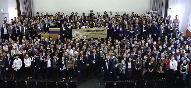 european students of liberty, berlin, jahreskonferenz