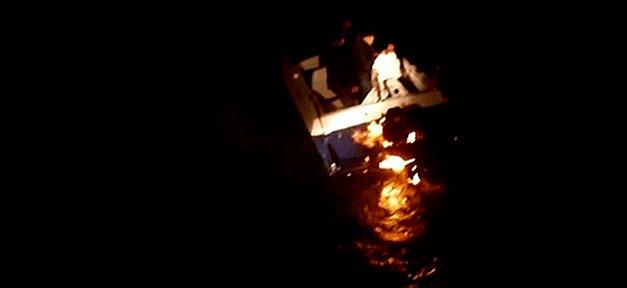 Flüchtlinge, boot, mittelmeer, bootsflüchtlinge, tote