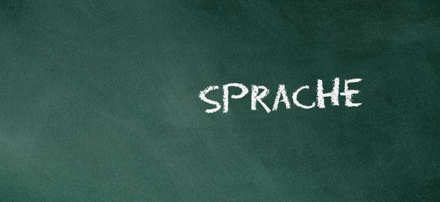 Sprache, Tafel, kreide, bildung, lernen, deutsch, fremdsprache, migazin