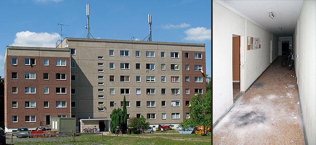 Asylbewerberheim, Asylbewerberunterkunft, Asyl, Bombenanschlag