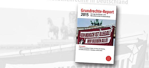 Grundrechte, Grundrechte Report, Menschenrechte, Deutschland