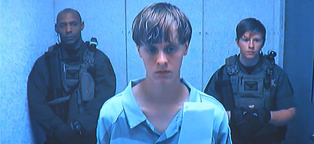 Dylann Roof, Rassist, Rassismus, South Carolina, Mörder