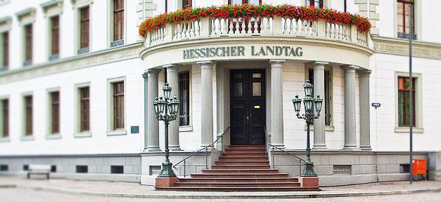 Hessen, Landtag, Hessischer Landtag, Landesparlament