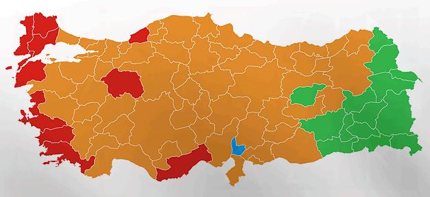 Wahlen, Wahlergebnis, Wahlergebnisse, Türkei, 2015, AKP, CHP, MHP, HDP