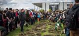91 Festnahmen nach Protestaktion vor Reichstagsgebäude