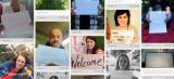 In einem Blog sammelt Lutz Willkommens-Grüße für Flüchtlinge