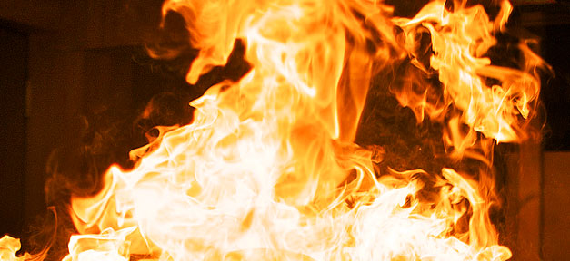 Feuer, Flamme, Brand, Heiß, Brandanschlag