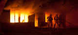 Erneut Flüchtlingsunterkunft abgebrannt