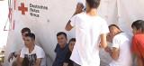 Mediziner kritisieren Zustände in Dresdner Zeltlager für Flüchtlinge