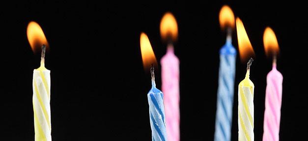 Kerze, Geburtstag, Kerzen, Feuer, Happy Birthday
