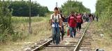 Zahl neuer Flüchtlinge im Oktober weiter gesunken