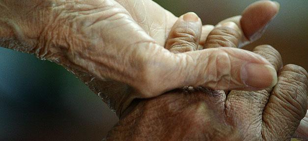 Hand, Hände, Alt, Alter, Hilfe, Hand halten, Selbsthilfe