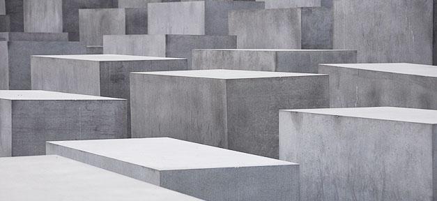 Holocaust, Denkmal, Berlin, Juden, Völkermord, Antisemitismus