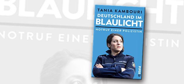 Polizei, Polizistin, Deutschland im Blaulicht, Migranten, Rassismus