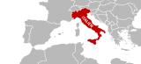 In Rom stranden Flüchtlinge auf dem Weg gen Norden