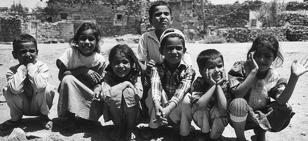 Kinder, Syrien, Hunger, Armut