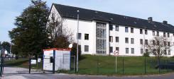Flüchtlingsheim in Burbach