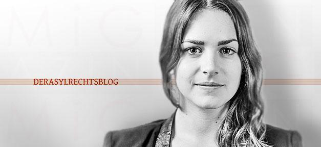 Melina Lehrian, Rechtswissenschaften, Jura, Asyl, Asylrechtsblog