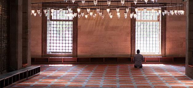 Muslim, Moschee, Gebet, beten, Islam