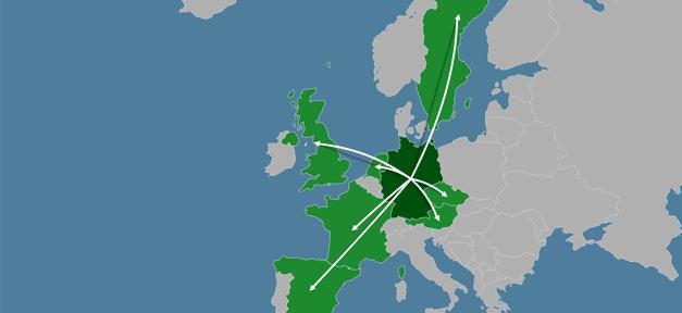 Rechtsextremismus, Online Karte, Interaktiv, Online