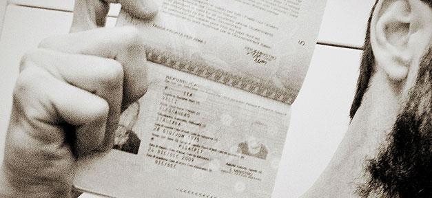 Pass, Reisepass, Visum, Visa, Passport