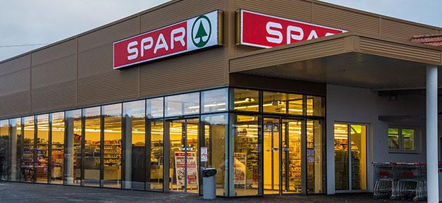 Spar, Supermarkt, Supermarktkette, Einkaufen, Lebensmittel