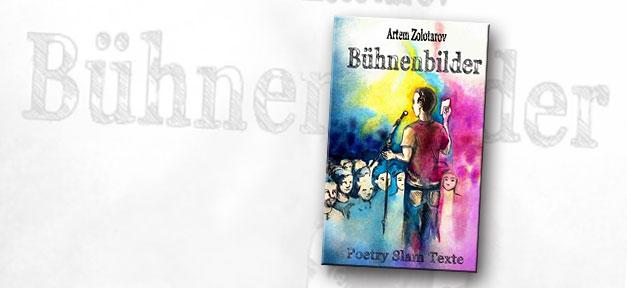 Bühnenbilder, Cover, Poetry Slam, Gedicht, Dichtung