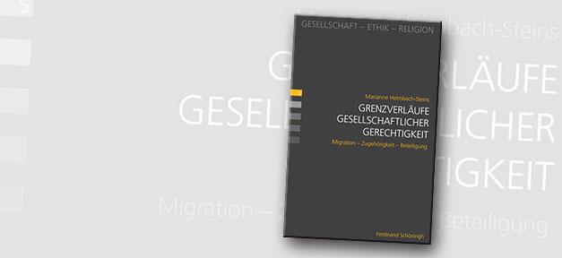 Grenze, Flüchtlinge, Gerechtigkeit, Gesellschaft, Buchcover