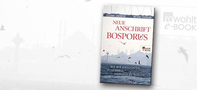 Istanbul, Buch, Rezension, Bosporus, Bücher