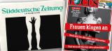 """Kritik an Titelseiten von """"Focus"""" und """"Süddeutscher Zeitung"""""""