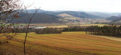 Wahlhausen, Thüringen, Land, Wald, Landschaft