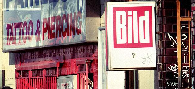 Bild, Zeitung, Medien, Bild-Zeitung, Boulevard