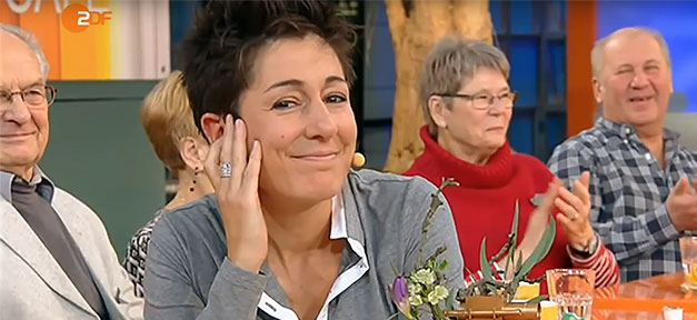 Dunja Hayali, ZDF, Morgenmagazin, Dunja, Hayali