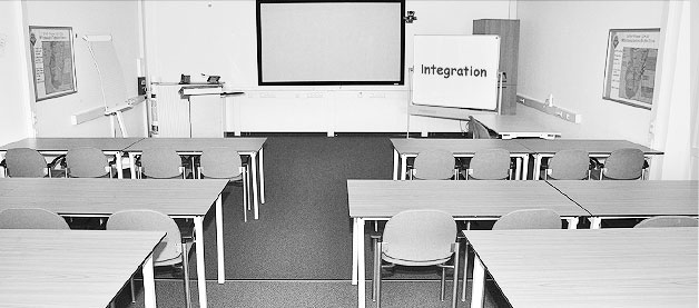 Integration, Klasse, Integrationskurs, Schule, Bildung, Sprache