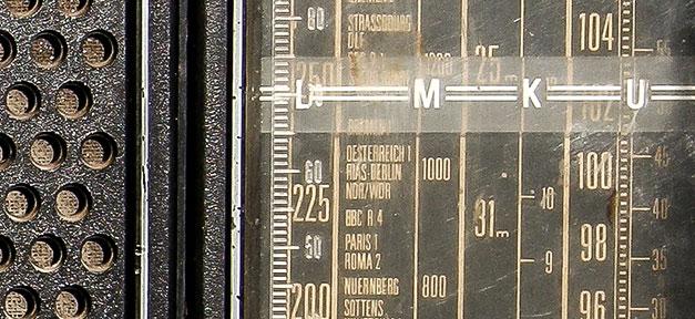 Radio, Rundfunk, Antik, Alt, Frequenz, Mhz