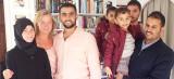 Ein dänisches Paar hilft Flüchtlingen bei der Durchreise