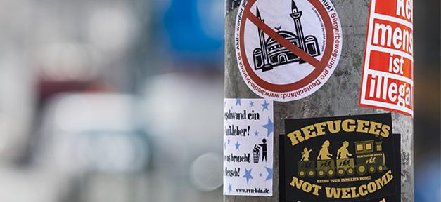 Islamfeindlichkeit, Moscheebau, Islamophobie, Flüchtlinge