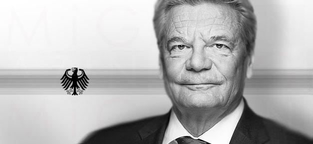 Joachim Gauck, Bundespräsident, Präsident, Joachim, Gauck