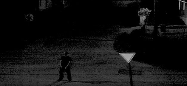 Kamera, Sicherheitskamera, Nacht