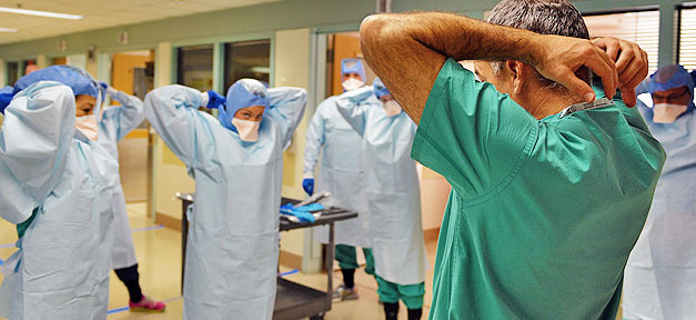 Arzt, Operation, OP, Klinik, Ärzte