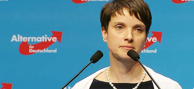 AfD, Frauke Petry, Frauke, Petry, Alternative für Deutschland