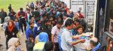 Flüchtlinge im Durchschnitt jung und männlich