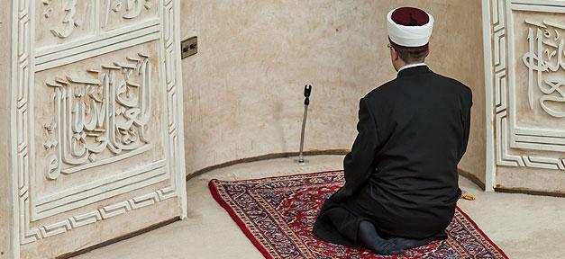 Imam, Moschee, Beten, Vorbeter, Islam, Muslim