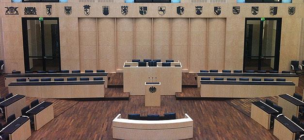 Bundesrat, Länderkammer, Sitzungssaal, Rat