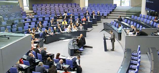 Thomas de Maizière, Innenminister, Bundesinnenmnister, Bundestag